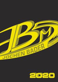 Jochen Bader Motorsport Katalog 2020
