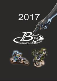 Jochen Bader Motorsport Katalog 2017