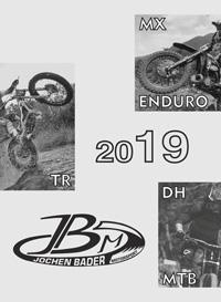 Jochen Bader Motorsport Katalog 2019