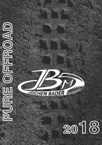 Jochen Bader Motorsport Katalog 2018